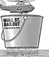 Wall street Bailout